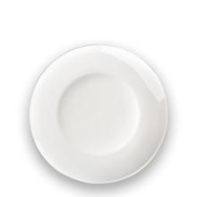 Piatto frutta fine bone china